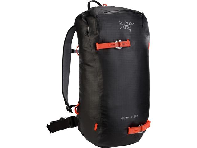 Arc'teryx Alpha SK 32 Backpack black
